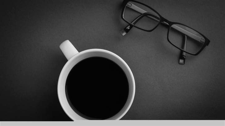 Black Coffee Mac Wallpaper