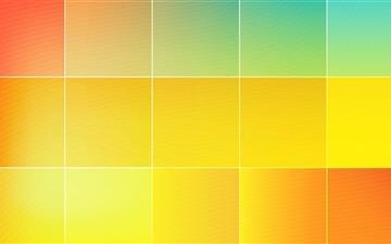 Colorful Squares Mac wallpaper