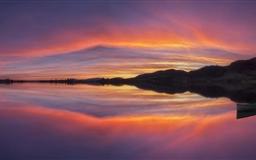 A Breathtaking Twilight Mac wallpaper
