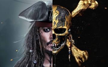 Pirates Of The Caribbean Salazars Mac wallpaper
