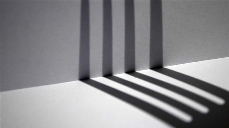 Shadow Lines Mac Wallpaper