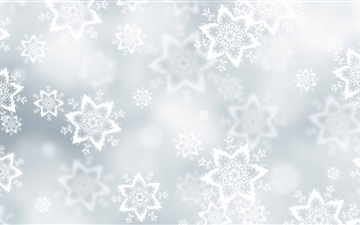 Snowflakes Texture Mac wallpaper