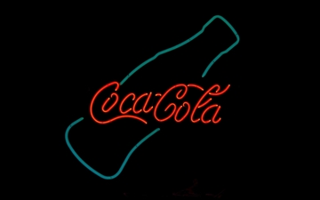 Texas Coca Cola Mac wallpaper