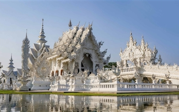 Chiang Mai Temple Thailand Mac wallpaper