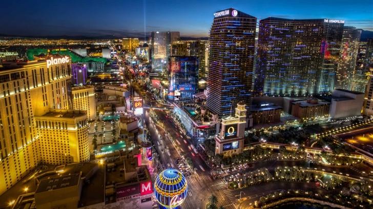 Las Vegas Blvd South Mac Wallpaper