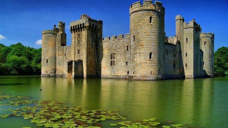 Medieval Castle Mac Wallpaper