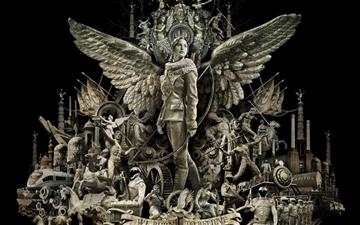 The Hunger Games Mac wallpaper