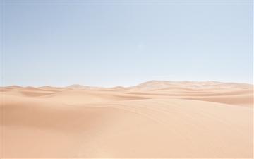 Desert Mac wallpaper