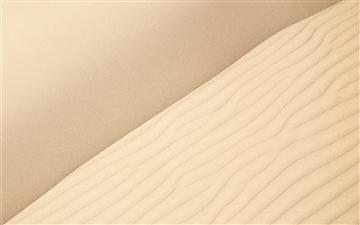 Sand Ripples Mac wallpaper