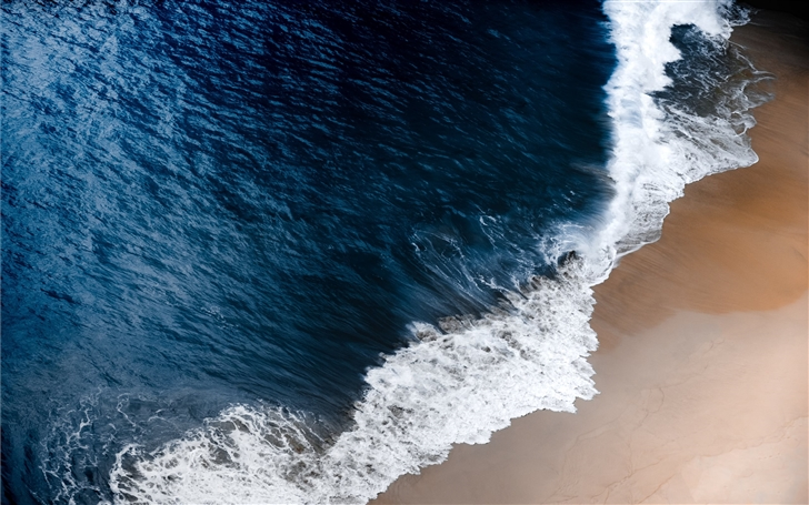 Wave Mac Wallpaper
