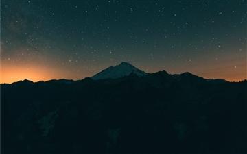Horizon on fire Mac wallpaper