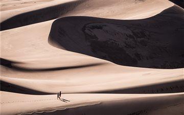 Great Sand Dunes National... Mac wallpaper