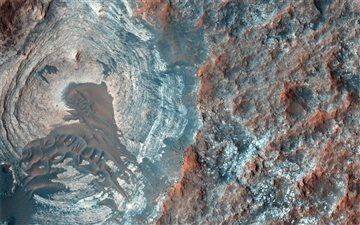 Mars Mac wallpaper