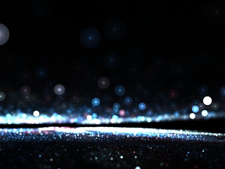 Light Spot Mac Wallpaper