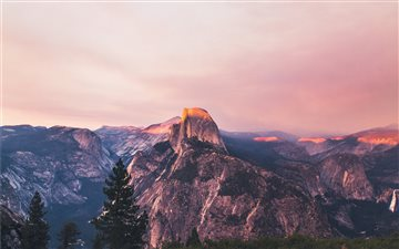 Yosemite Valley, United S... Mac wallpaper