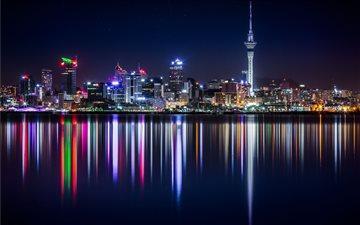 Auckland, New Zealand Mac wallpaper