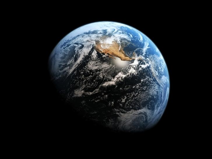 Earth 8 Mac Wallpaper
