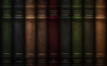 Books Mac wallpaper
