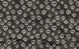 Cute Skulls Wrapping Paper