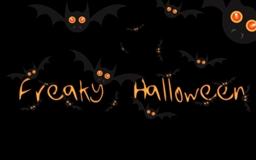 Freaky Halloween Mac wallpaper