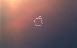 Apple Fluorescence Brand Mac wallpaper