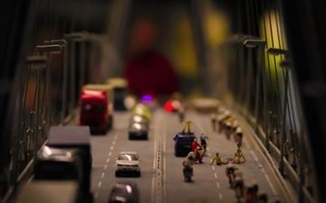 Little Bridge Mac wallpaper