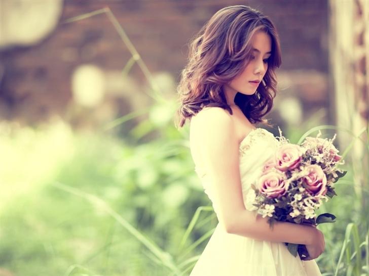 Bride Mac Wallpaper