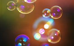 Soap Bubbles 2 Mac wallpaper