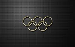 Olympic rings Mac wallpaper