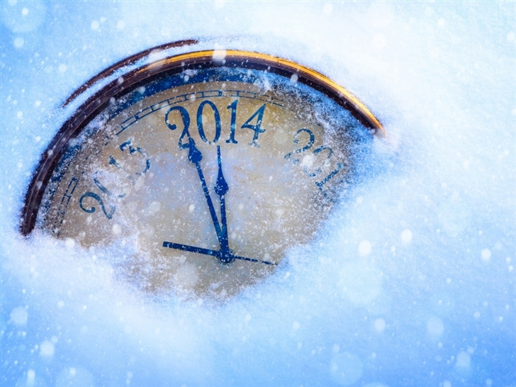 New Years eve 2014 Mac Wallpaper