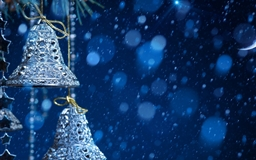 Christmas bells Mac wallpaper