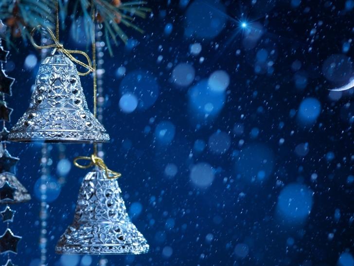 Christmas bells Mac Wallpaper