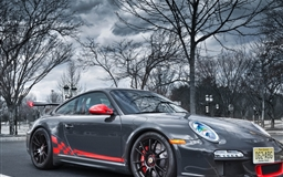 Porsche 911 sport tuning Mac wallpaper