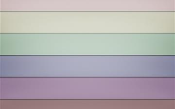 Pastel colors Mac wallpaper