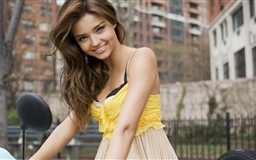 Miranda Kerr 2 Mac wallpaper