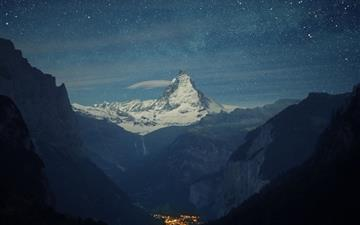 Matterhorn Mac wallpaper