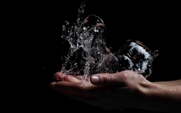 Water Splash 4 Mac wallpaper