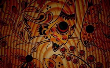 Birds Background Shadow Pattern Texture Mac wallpaper