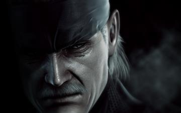 Metal gear solid Mac wallpaper