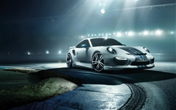 2014 Porsche 911 Turbo By Techart Mac wallpaper