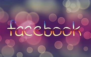 Facebook Textures Mac wallpaper