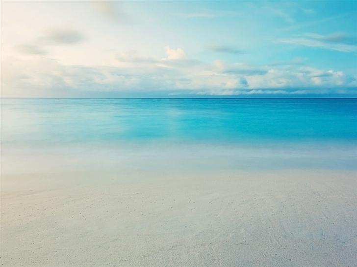 Ocean skyline Mac Wallpaper