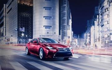 Gorgeous Lexus Mac wallpaper