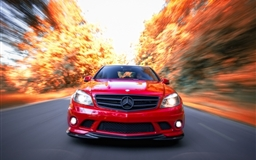 Mercedes Benz C63 Amg Mac wallpaper