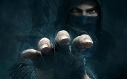 Thief 2014 poster Mac wallpaper