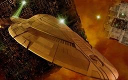 Star Trek The Borg Mac wallpaper