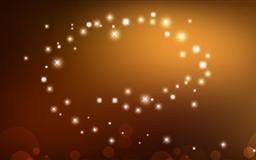 Sparkles Mac wallpaper