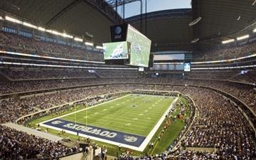 Dallas Cowboys Stadium Mac wallpaper