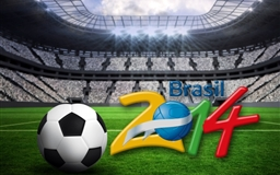 Brasil World Cup 2014 Mac wallpaper