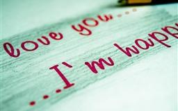 I Love You I M Happy True Message Mac wallpaper